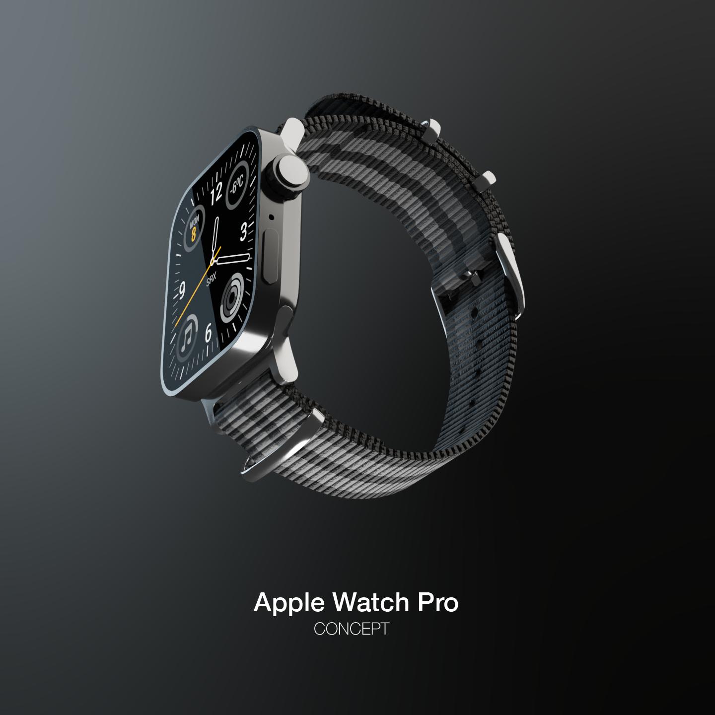 AppleWatchPro_Concept-SergeRoux_NATO-strap