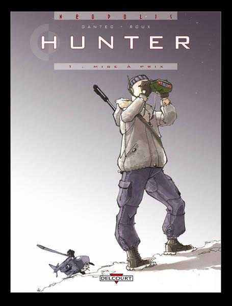 Fake comic strip cover